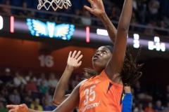 WNBA - Connecticut Sun 96 vs. Dallas Wings 76 (37)