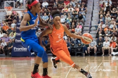 WNBA - Connecticut Sun 96 vs. Dallas Wings 76 (38)