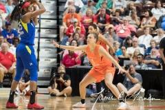 WNBA - Connecticut Sun 96 vs. Dallas Wings 76 (39)