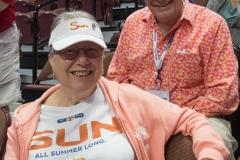 WNBA - Connecticut Sun 96 vs. Dallas Wings 76 (4)