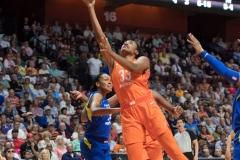 WNBA - Connecticut Sun 96 vs. Dallas Wings 76 (43)
