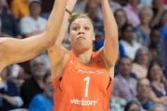 WNBA - Connecticut Sun 96 vs. Dallas Wings 76 (45)