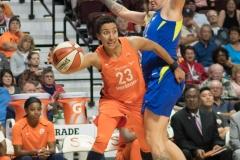 WNBA - Connecticut Sun 96 vs. Dallas Wings 76 (51)