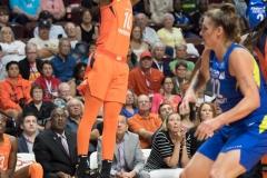WNBA - Connecticut Sun 96 vs. Dallas Wings 76 (52)