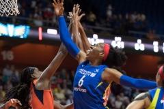 WNBA - Connecticut Sun 96 vs. Dallas Wings 76 (53)