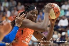 WNBA - Connecticut Sun 96 vs. Dallas Wings 76 (54)