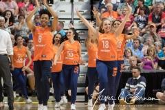 WNBA - Connecticut Sun 96 vs. Dallas Wings 76 (55)