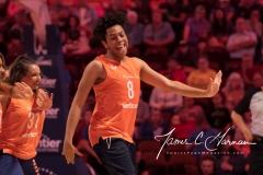 WNBA - Connecticut Sun 96 vs. Dallas Wings 76 (57)