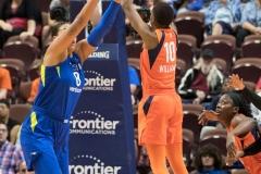 WNBA - Connecticut Sun 96 vs. Dallas Wings 76 (72)