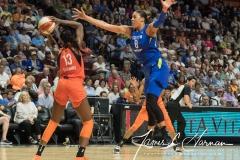WNBA - Connecticut Sun 96 vs. Dallas Wings 76 (73)