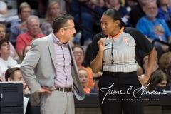 WNBA - Connecticut Sun 96 vs. Dallas Wings 76 (75)