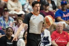 WNBA - Connecticut Sun 96 vs. Dallas Wings 76 (77)