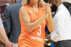 WNBA - Connecticut Sun 96 vs. Dallas Wings 76 (85)