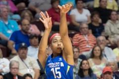 WNBA - Connecticut Sun 96 vs. Dallas Wings 76 (90)