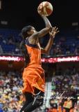 WNBA Connecticut Sun 96 vs. Dallas Wings 88 (101)