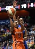 WNBA Connecticut Sun 96 vs. Dallas Wings 88 (104)