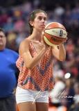 WNBA Connecticut Sun 96 vs. Dallas Wings 88 (106)