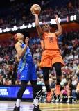WNBA Connecticut Sun 96 vs. Dallas Wings 88 (111)