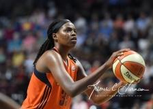 WNBA Connecticut Sun 96 vs. Dallas Wings 88 (114)