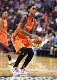 WNBA Connecticut Sun 96 vs. Dallas Wings 88 (117)