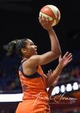 WNBA Connecticut Sun 96 vs. Dallas Wings 88 (118)