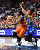 WNBA Connecticut Sun 96 vs. Dallas Wings 88 (119)