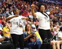 WNBA Connecticut Sun 96 vs. Dallas Wings 88 (122)
