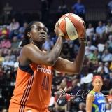 WNBA Connecticut Sun 96 vs. Dallas Wings 88 (124)