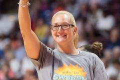 WNBA - Connecticut Sun 96 vs. Minnesota Lynx 79 (101)