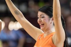 WNBA - Connecticut Sun 96 vs. Minnesota Lynx 79 (106)