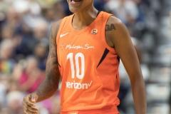WNBA - Connecticut Sun 96 vs. Minnesota Lynx 79 (115)