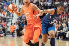 WNBA - Connecticut Sun 96 vs. Minnesota Lynx 79 (116)