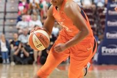 WNBA - Connecticut Sun 96 vs. Minnesota Lynx 79 (117)
