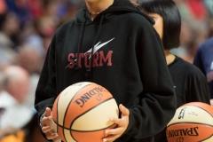 WNBA - Connecticut Sun 96 vs. Minnesota Lynx 79 (12)