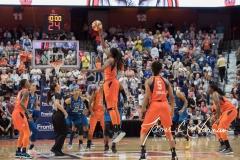 WNBA - Connecticut Sun 96 vs. Minnesota Lynx 79 (16)
