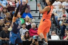 WNBA - Connecticut Sun 96 vs. Minnesota Lynx 79 (18)