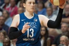 WNBA - Connecticut Sun 96 vs. Minnesota Lynx 79 (20)