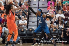 WNBA - Connecticut Sun 96 vs. Minnesota Lynx 79 (22)