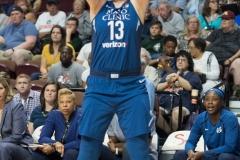 WNBA - Connecticut Sun 96 vs. Minnesota Lynx 79 (24)