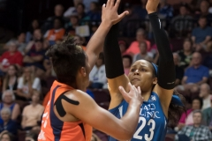 WNBA - Connecticut Sun 96 vs. Minnesota Lynx 79 (25)