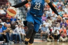 WNBA - Connecticut Sun 96 vs. Minnesota Lynx 79 (26)