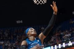 WNBA - Connecticut Sun 96 vs. Minnesota Lynx 79 (28)