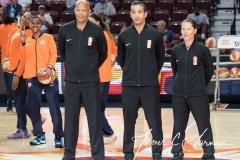 WNBA - Connecticut Sun 96 vs. Minnesota Lynx 79 (3)