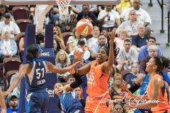WNBA - Connecticut Sun 96 vs. Minnesota Lynx 79 (30)