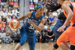 WNBA - Connecticut Sun 96 vs. Minnesota Lynx 79 (32)