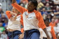 WNBA - Connecticut Sun 96 vs. Minnesota Lynx 79 (36)