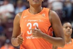 WNBA - Connecticut Sun 96 vs. Minnesota Lynx 79 (39)