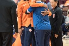 WNBA - Connecticut Sun 96 vs. Minnesota Lynx 79 (4)