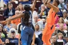 WNBA - Connecticut Sun 96 vs. Minnesota Lynx 79 (41)