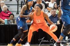 WNBA - Connecticut Sun 96 vs. Minnesota Lynx 79 (48)